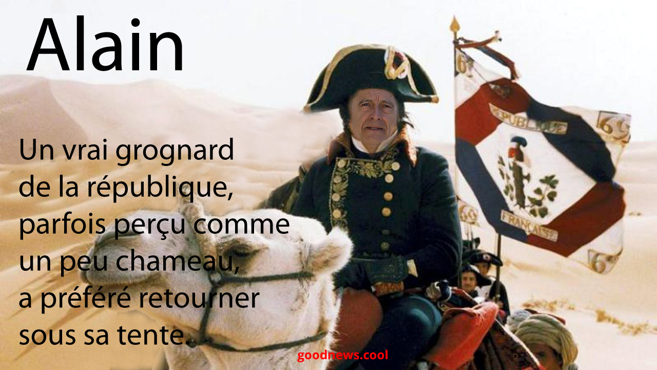 Alain JUPE